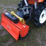 Rotovator pour micro tracteur Preet