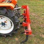Sous soleuse - outils pour micro tracteur Preet