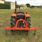 Sous-soleuse ripper pour micro tracteur