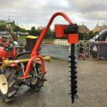 Tarière pour micro tracteur Preet