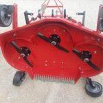 Tondeuse de finition - Outils micro tracteur
