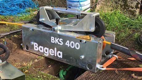 Matériels Réseaux - Pousse câble Bagela