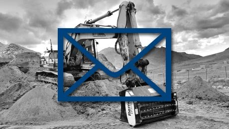 Newsletter Septembre 2021 - Actu travaux publics godets cribleurs Remu